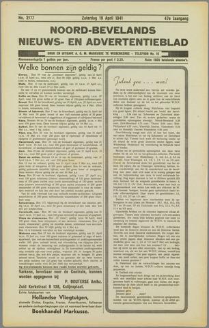 Noord-Bevelands Nieuws- en advertentieblad 1941-04-19