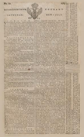 Middelburgsche Courant 1785-07-09