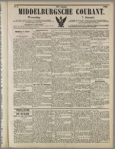 Middelburgsche Courant 1903-01-07