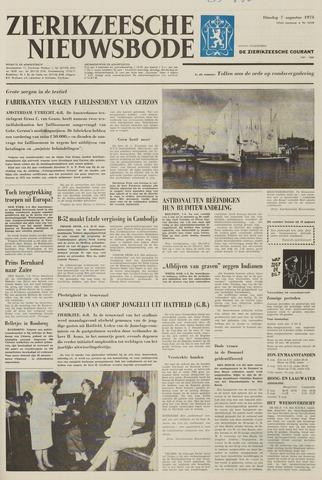 Zierikzeesche Nieuwsbode 1973-08-07