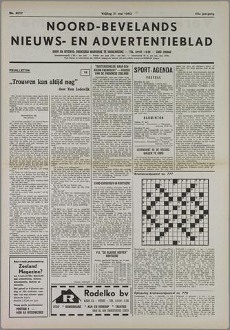 Noord-Bevelands Nieuws- en advertentieblad 1982-05-21
