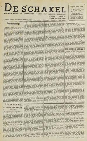 De Schakel 1949-07-29