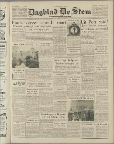 de Stem 1956-12-04