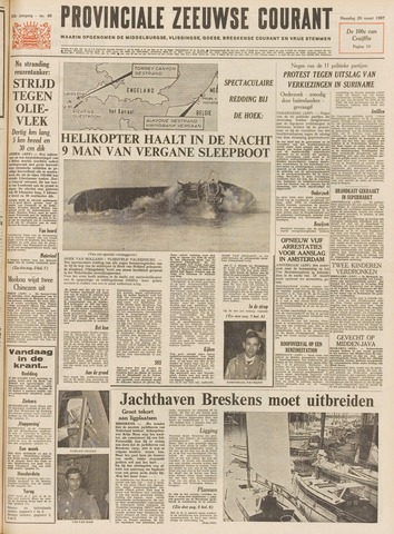Provinciale Zeeuwse Courant 1967-03-20
