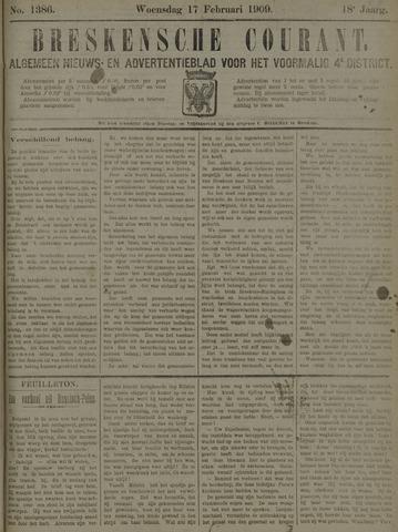 Breskensche Courant 1909-02-17