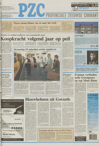 Provinciale Zeeuwse Courant 1995-08-19