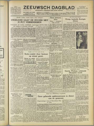 Zeeuwsch Dagblad 1952-07-30