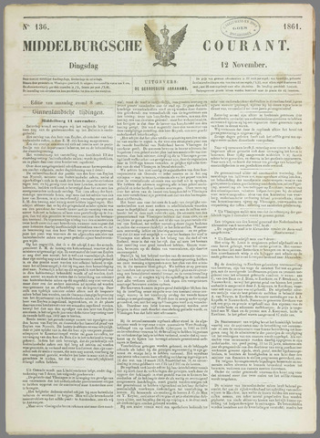Middelburgsche Courant 1861-11-12