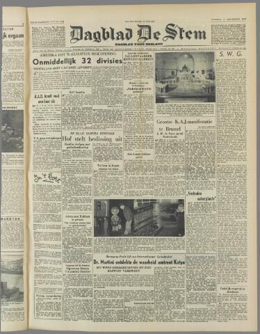 de Stem 1950-09-05