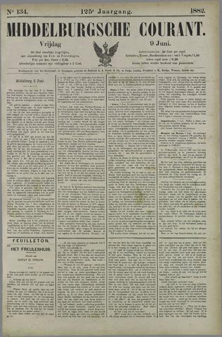 Middelburgsche Courant 1882-06-09