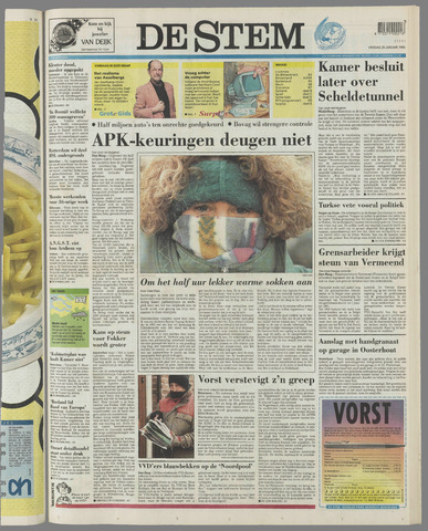 de Stem 1996-01-26