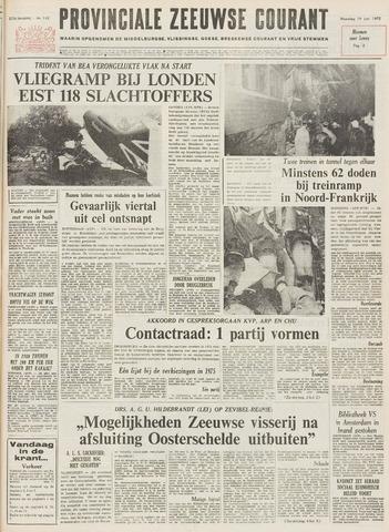 Provinciale Zeeuwse Courant 1972-06-19