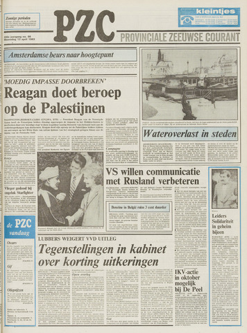 Provinciale Zeeuwse Courant 1983-04-13