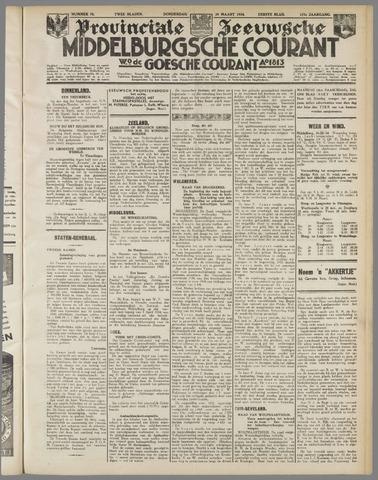 Middelburgsche Courant 1934-03-29