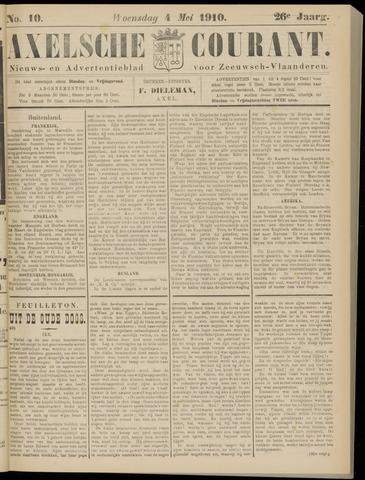 Axelsche Courant 1910-05-04