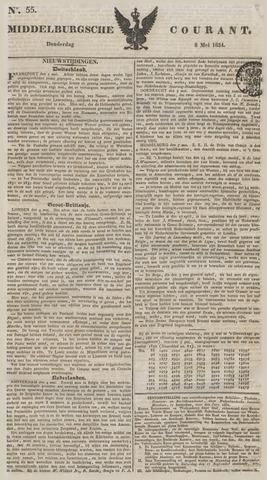 Middelburgsche Courant 1834-05-08