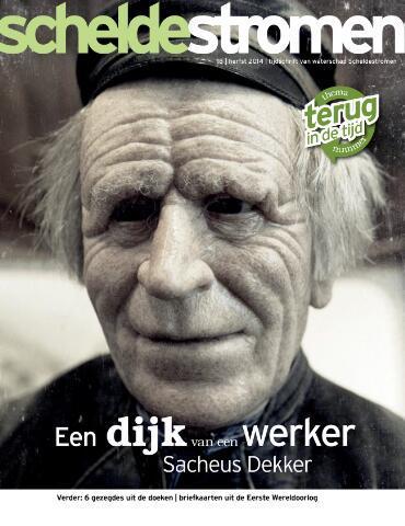 Scheldestromen/de Waterwerker 2014-09-01
