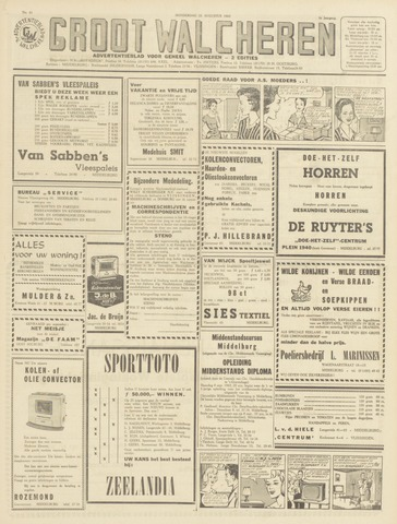 Groot Walcheren 1963-08-22