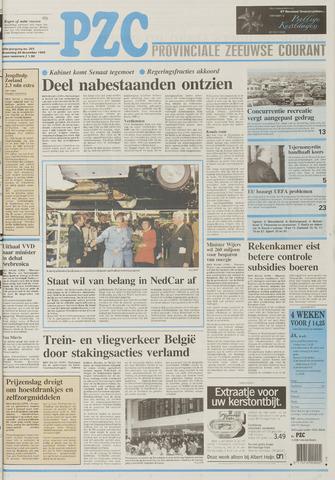 Provinciale Zeeuwse Courant 1995-12-20
