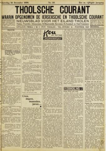 Ierseksche en Thoolsche Courant 1938-12-31