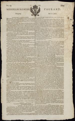 Middelburgsche Courant 1814-06-21
