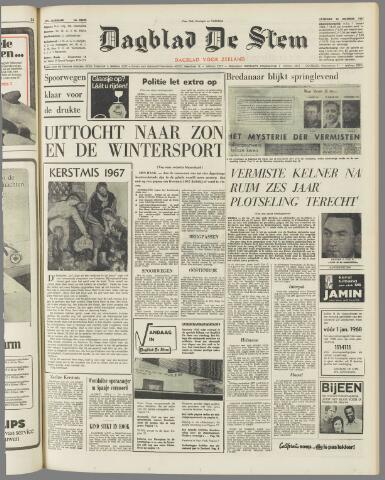 de Stem 1967-12-23