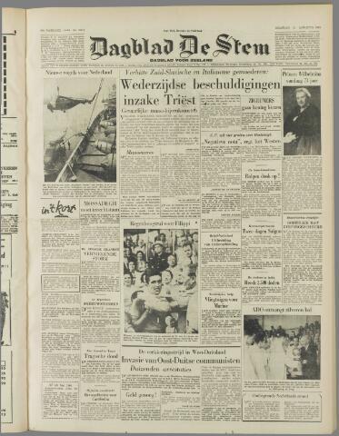 de Stem 1953-08-31