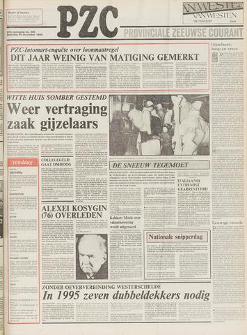 Provinciale Zeeuwse Courant 1980-12-20