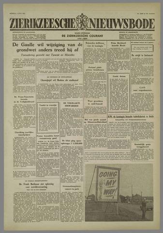 Zierikzeesche Nieuwsbode 1958-06-03