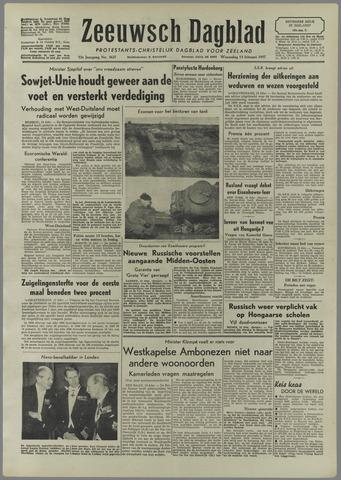 Zeeuwsch Dagblad 1957-02-13
