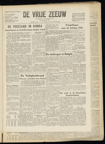 de Vrije Zeeuw 1950-08-24