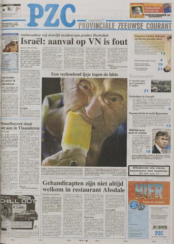 Provinciale Zeeuwse Courant 2006-07-27