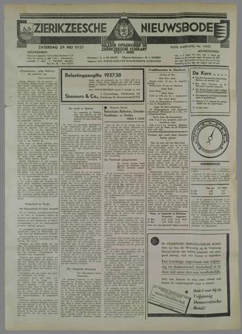 Zierikzeesche Nieuwsbode 1937-05-29