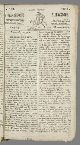Zierikzeesche Nieuwsbode 1844-12-27