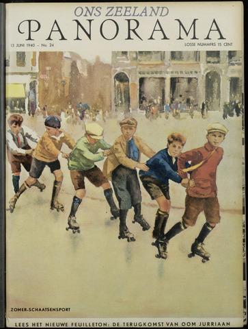 Ons Zeeland / Zeeuwsche editie 1940-06-13