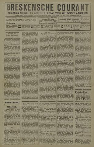 Breskensche Courant 1927-08-20