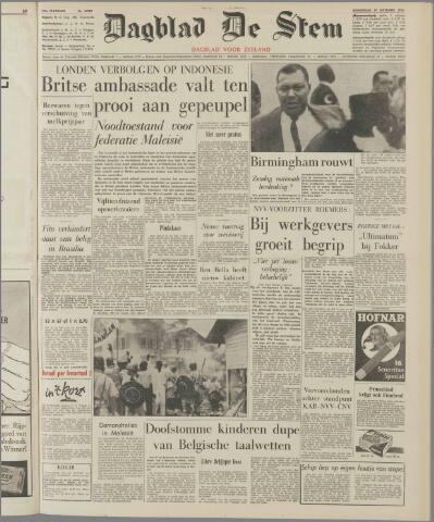 de Stem 1963-09-19