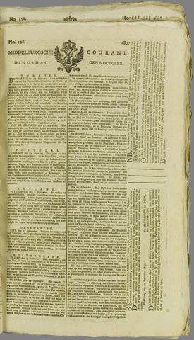 Middelburgsche Courant 1807-10-06