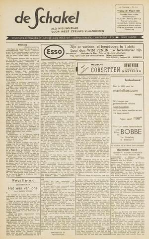 De Schakel 1961-03-31