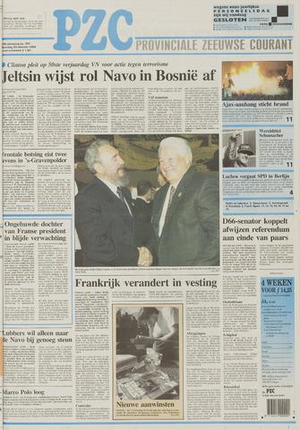 Provinciale Zeeuwse Courant 1995-10-23