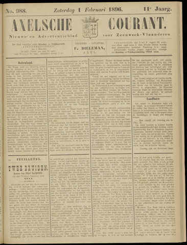 Axelsche Courant 1896-02-01
