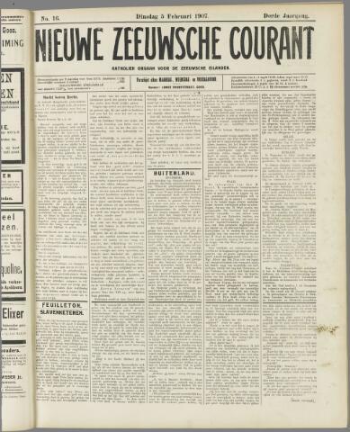 Nieuwe Zeeuwsche Courant 1907-02-05