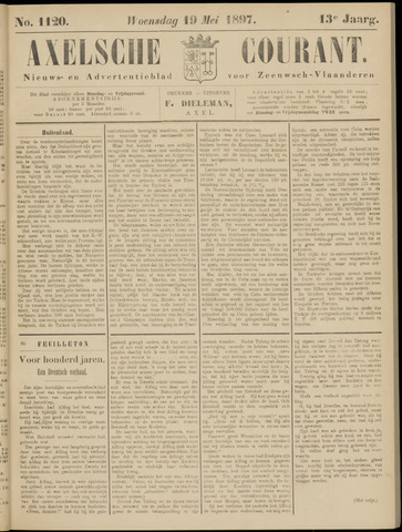 Axelsche Courant 1897-05-19