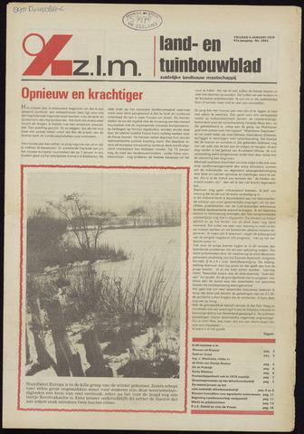 Zeeuwsch landbouwblad ... ZLM land- en tuinbouwblad 1979