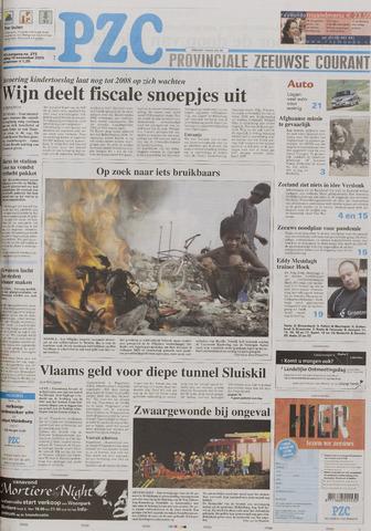 Provinciale Zeeuwse Courant 2005-11-18