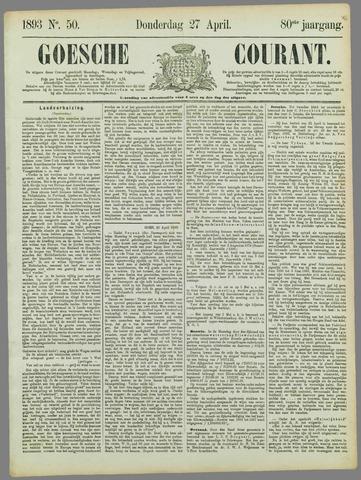 Goessche Courant 1893-04-27