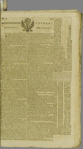 Middelburgsche Courant 1806-01-09