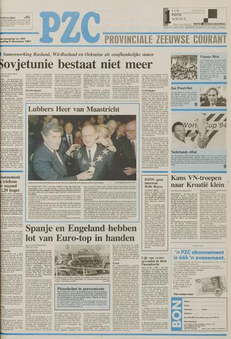 Provinciale Zeeuwse Courant 1991-12-09