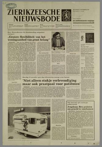 Zierikzeesche Nieuwsbode 1987-11-09