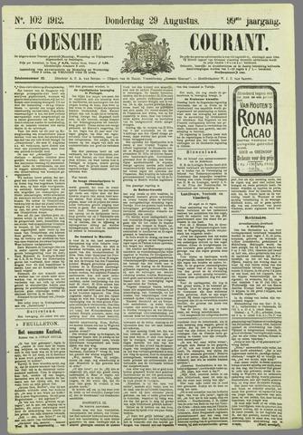 Goessche Courant 1912-08-29